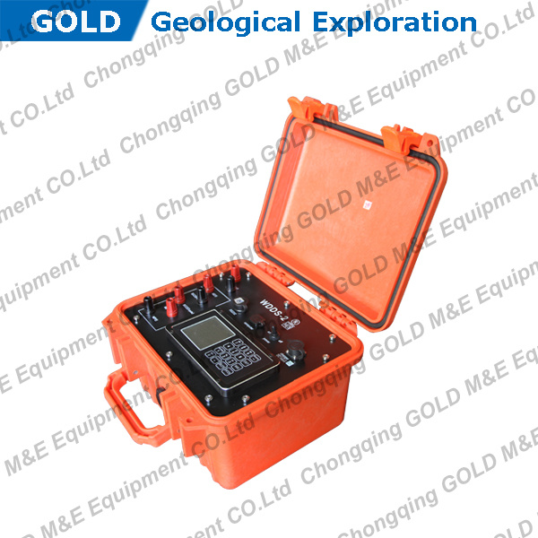 Geophysical Underground Resistivity Meter for Underground Water Exploration