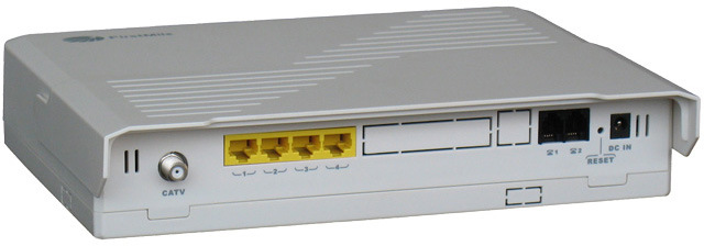 1000Mbs Gigabit CPE Router with VoIP CATV and WiFi