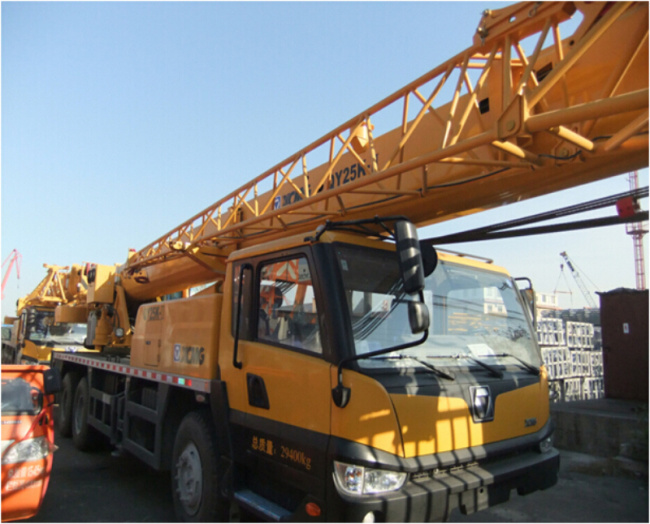 XCMG 25ton Truck Crane (QY25K-II)