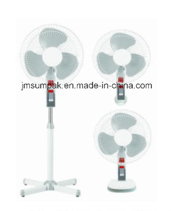 16inch 3in1 Standing Fan with Wall Mouted Function