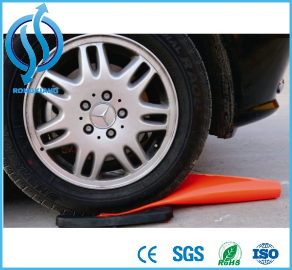 90cm High PVC Traffic Cone with High Quality Reflective Collar