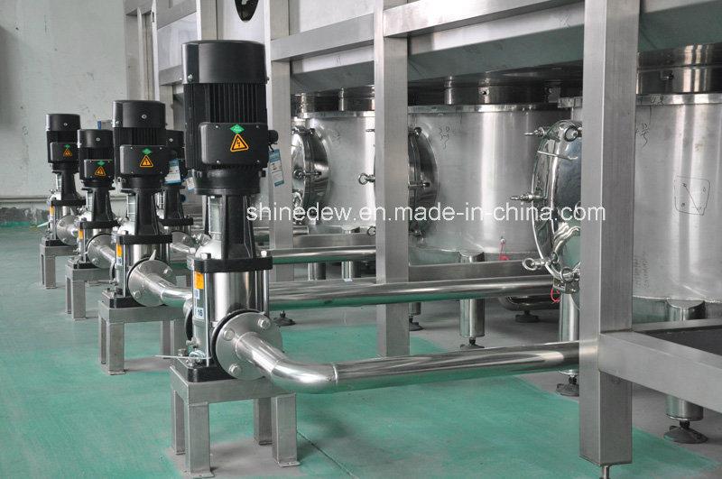 Full Automatic 5 Gallon Filling Machine