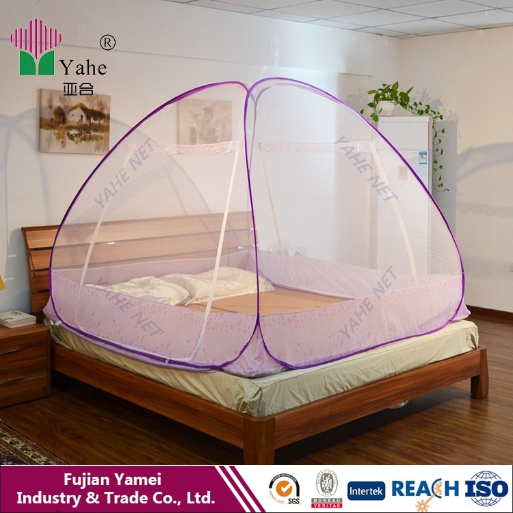 Yahe Foldable Mosquito Net Tent for Double Bed