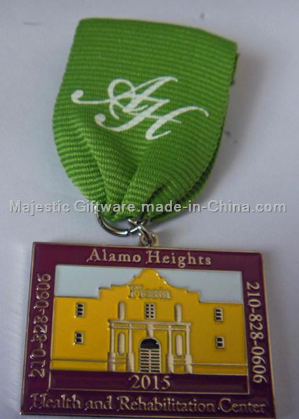 Customized Die Cast Souvenir Medal