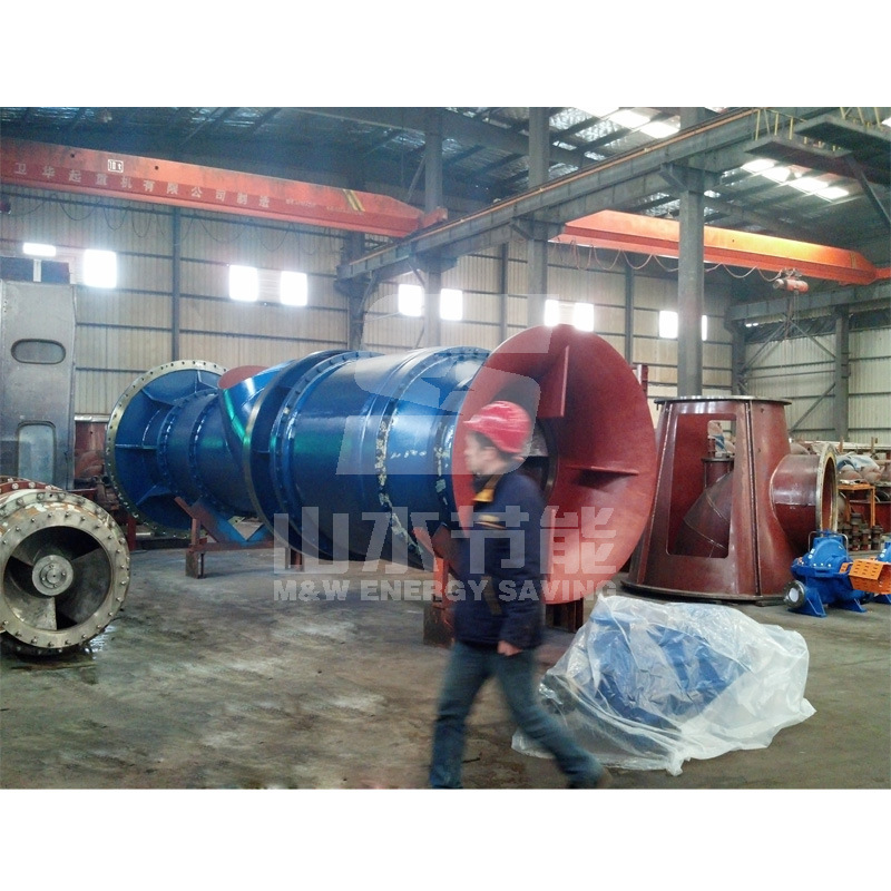 Vertical Turbine Pump for Water Intaking