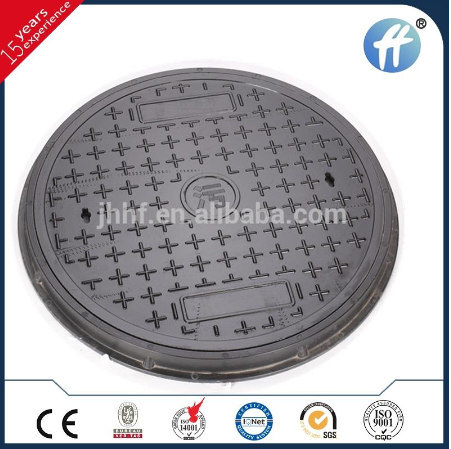 BS En124 600mm B125 Composite Manhole Cover with Screw Lock