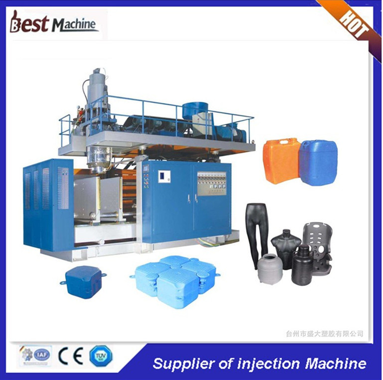 Plastic Container Blow Molding Making Machine Manufacturer