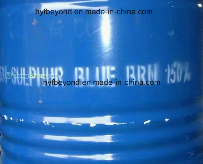 Sulphur Black Dyes 100%-240%