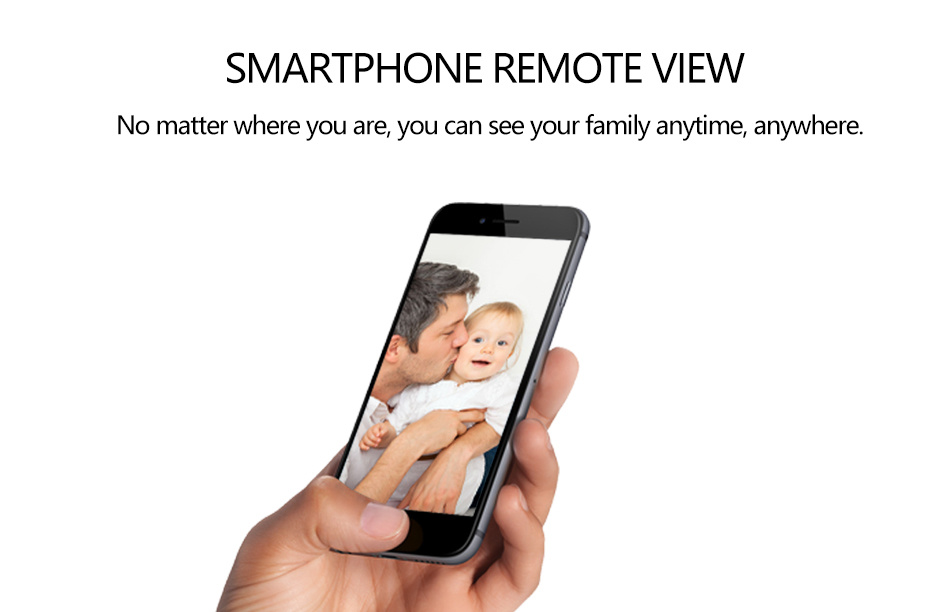 PTZ 64GB SD Card USB Mini Wireless IP CCTV Security Infrared Surveillance Camera
