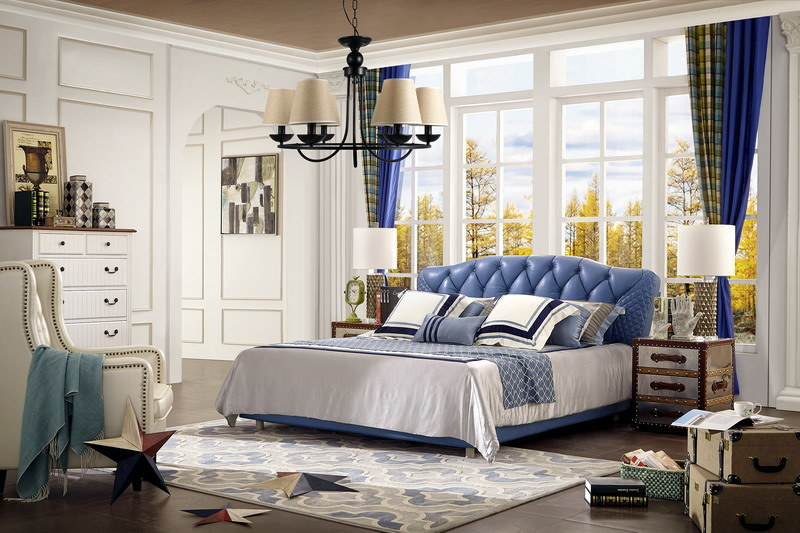 The Beautiful Bedding Set for Bedroom with Nice Design in 2016 (A801)