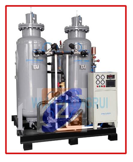 Psa Nitrogen Generators Produce High Purity Nitrogen Gas