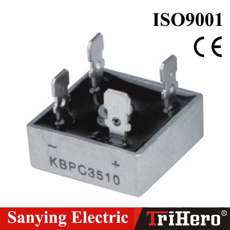 Single Phase Bridge Rectifier (KBPC3510)