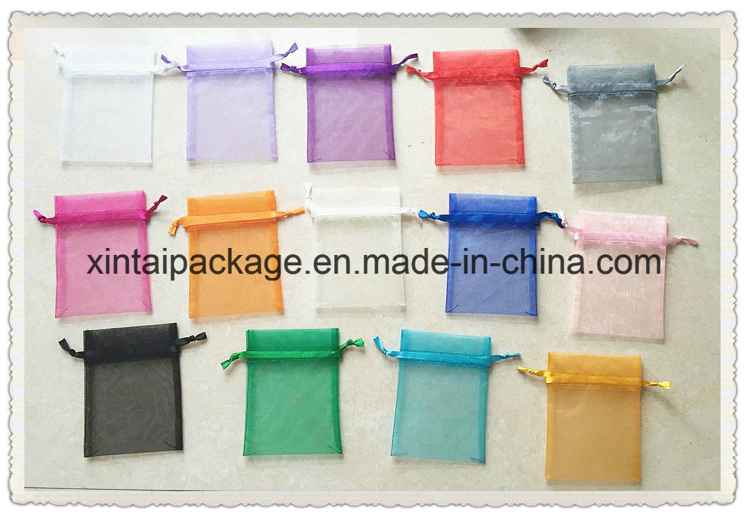 Organza Pouch for Jewelry and Pouch