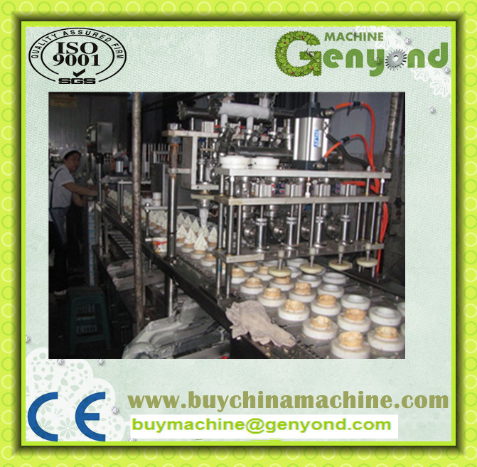 Full Automatic Commercial Ice Cream Making Machine