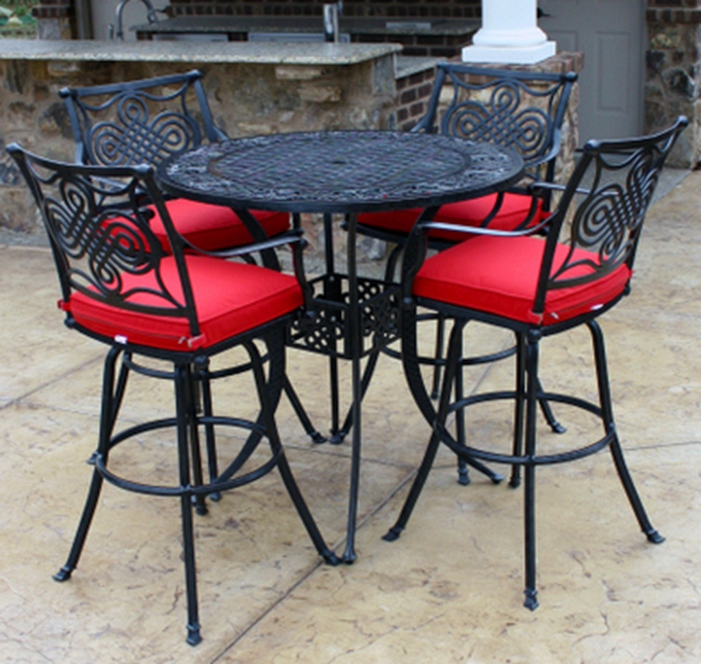 Dynasty High Dining Set Outdoor Furniture