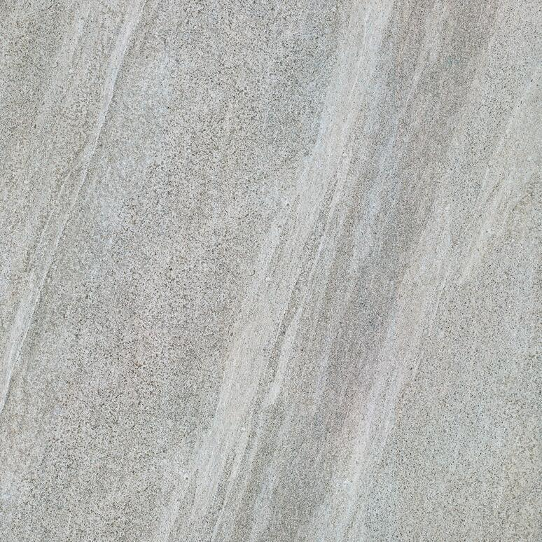 Light Grey Color Porcelain Ceramic Floor Outdoor Floor Tile (NS606)