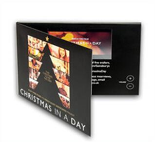 Custom Artwork Party Invitation Video Card