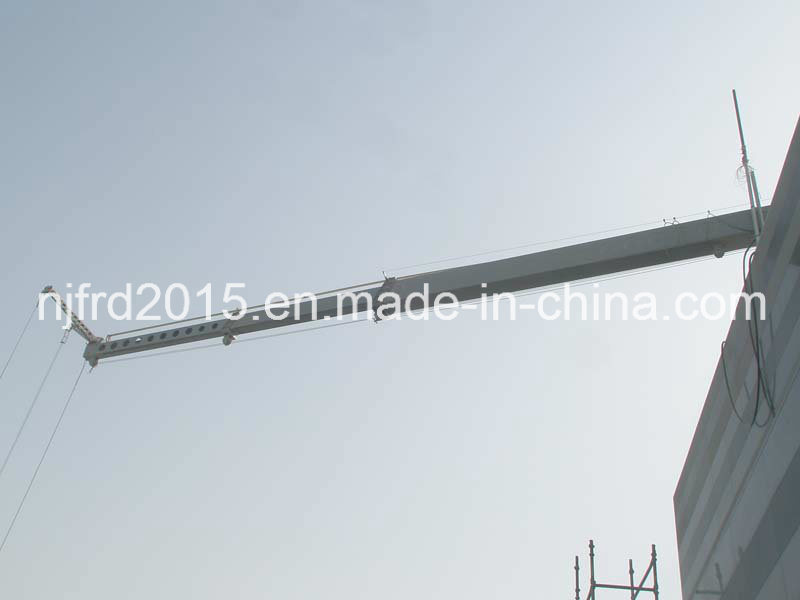 Building Maintenance Units Jib and Mast Bmu