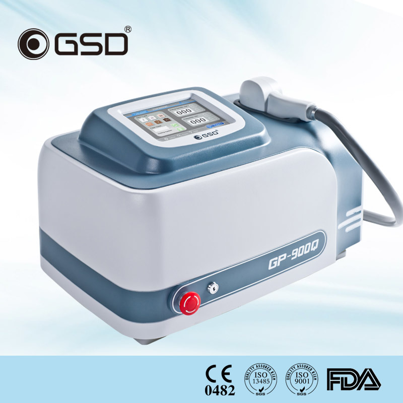 Gsd Portable 810nm Diode Laser for Hair Removal (FDA)