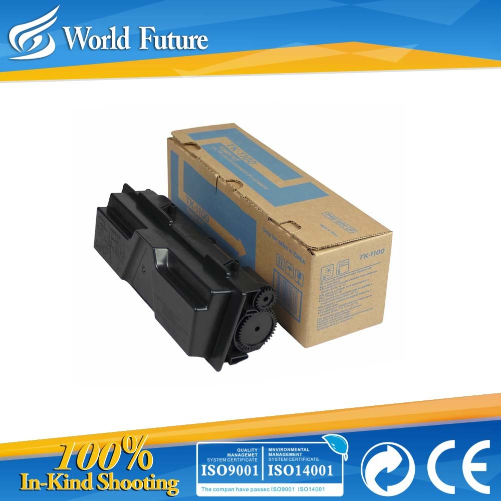 Tk1100 Compatible Copier Toners for Kyocera Fs-1110/1024/1124mfp