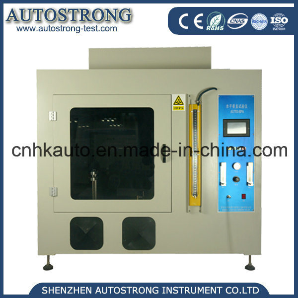 UL 94 Test Equipment Horizontal and Vertical Burning Tester
