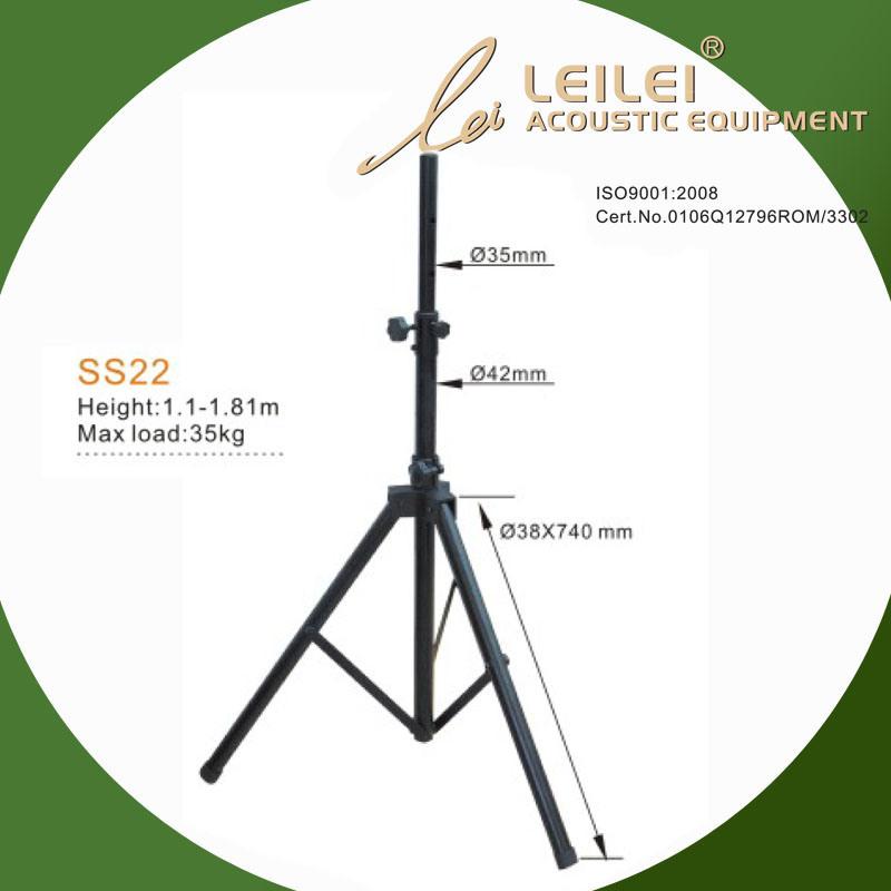 Adjustable Speaker Base Floor Stand (SS22)