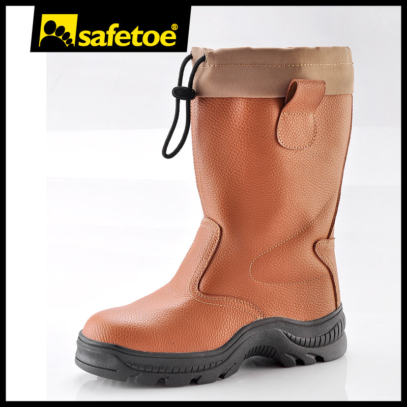 Warm Rubber Outsole Work Boots (H-9426)