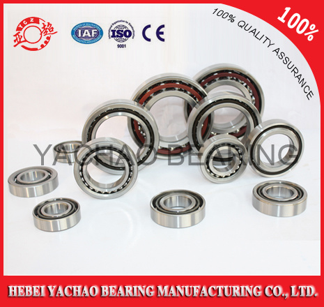 Bearing, Ball Bearing, Angular Contact Bearings (70000C(AC B) /DF/dB/DT Series)