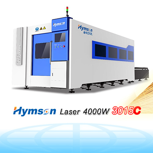 Automatic Cutting Machine 4000W Fiber Laser Cutter Stainless