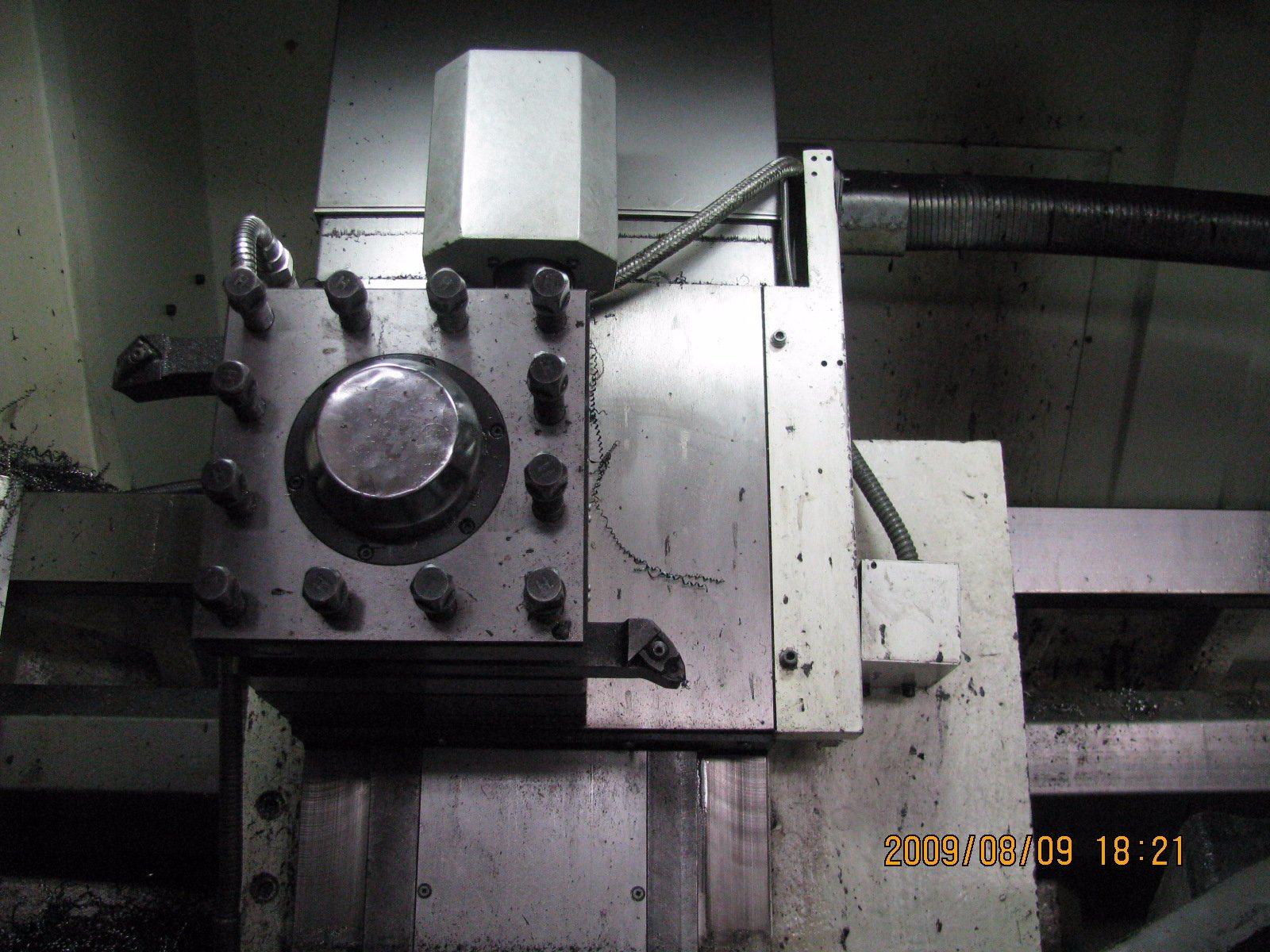 Sland-Bed CNC Lathe Cbk63