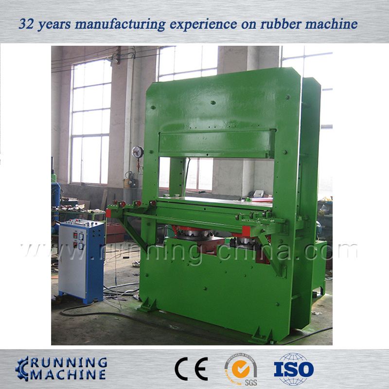 Hydraulic Vulcanizing Press Machine for Rubber Bridge Bearing