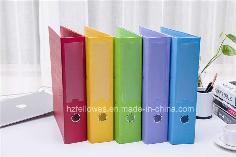 PP Material High Quality Lever Arch File Floder