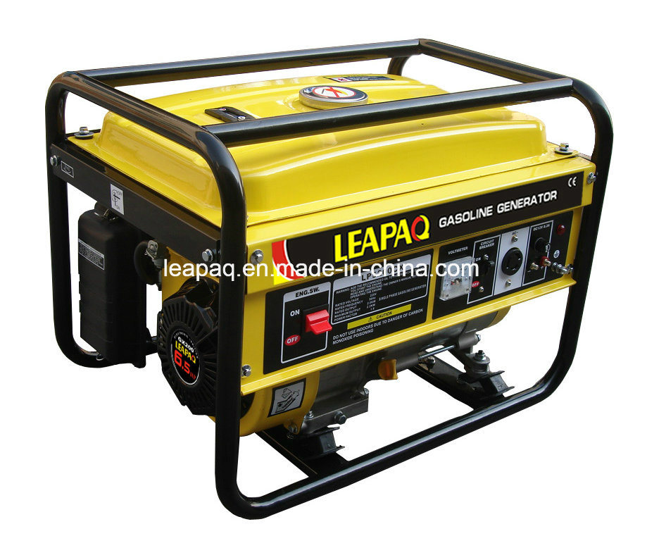 2.5kw Recoil Start Portable Gasoline Generator