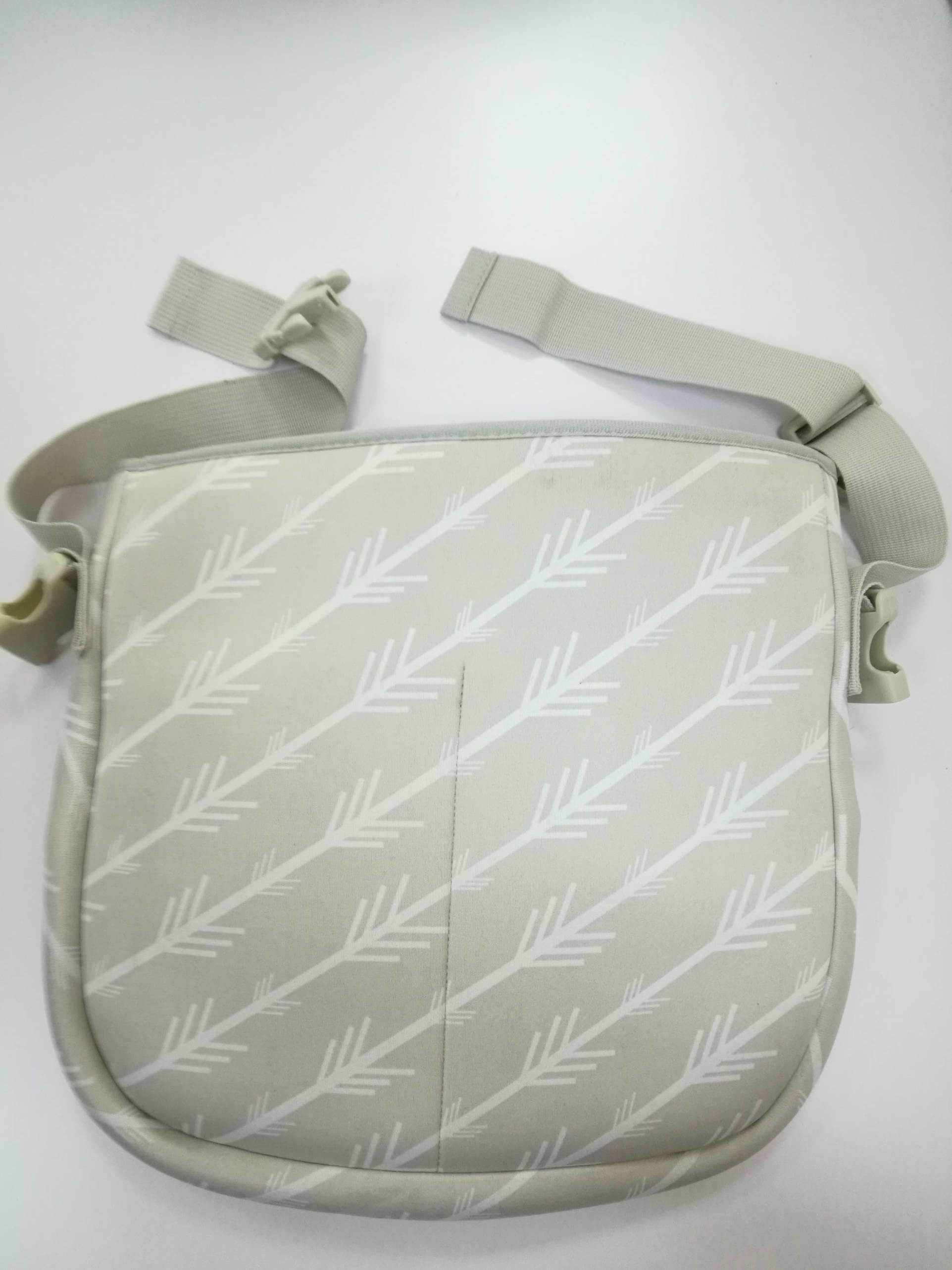 Fashion Light Waterproof Neoprene Diaper Bag with Hook for Baby Stroller