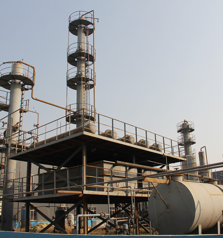 Continuous Fuel Oil Distillation Machine with Ce, SGS, ISO