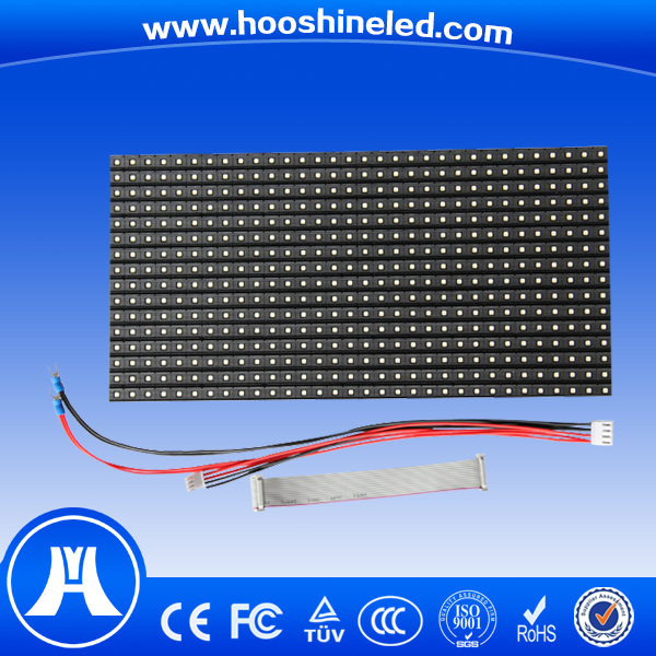 Long Durability Outdoor P10 SMD3535 LED 7 Segment Display RGB
