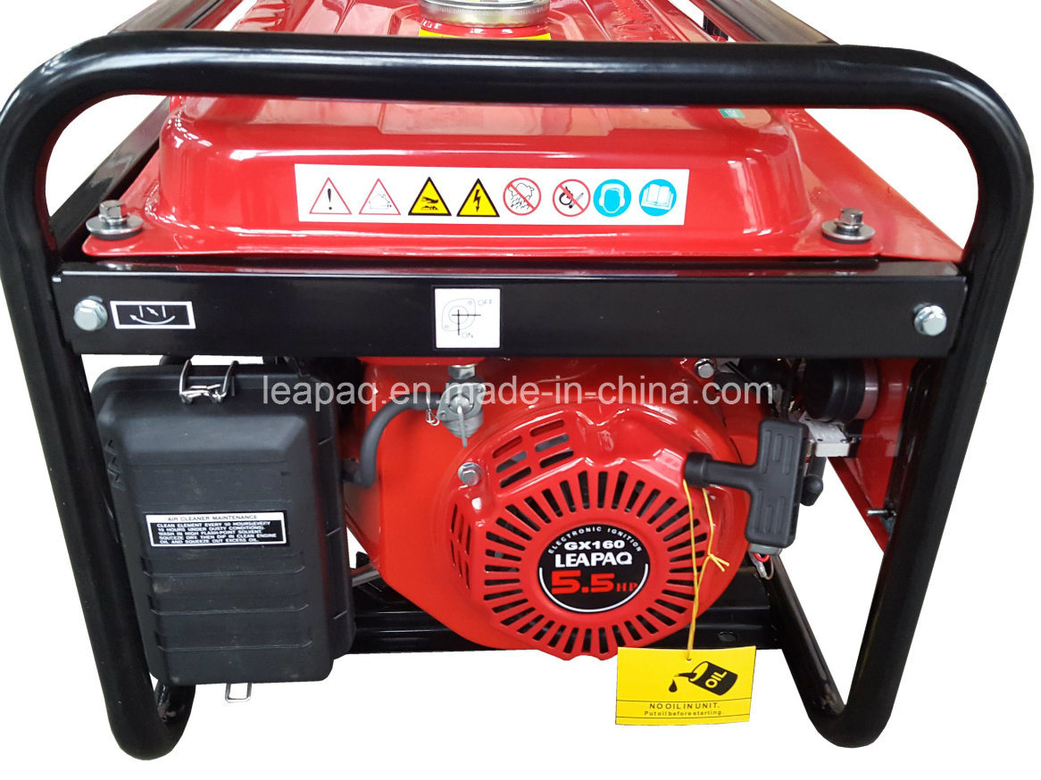 2.0kw Electric Start Portable Gasoline Generator