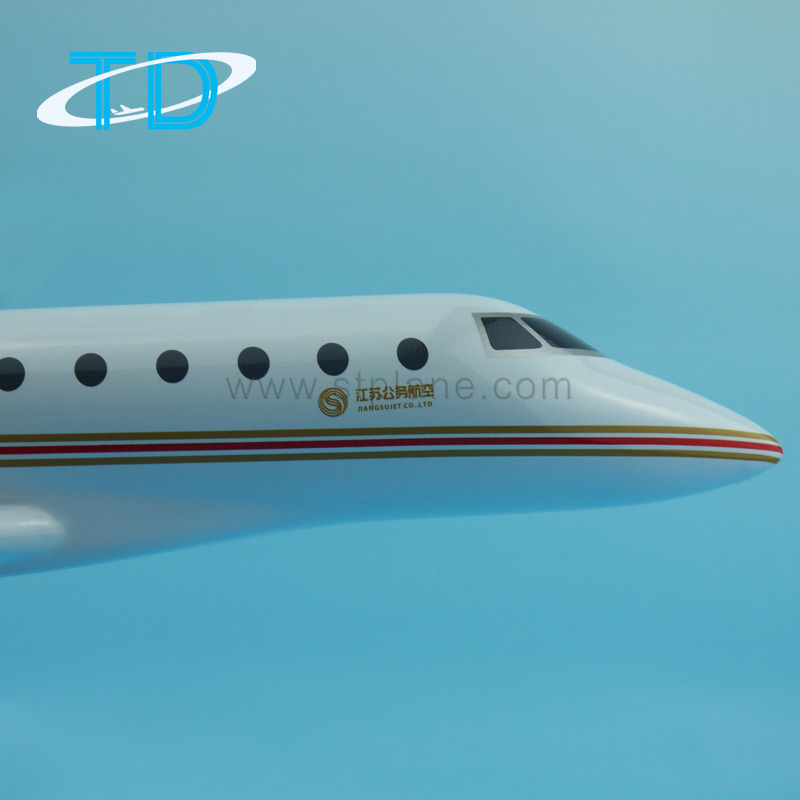 G200 40cm Resin Plane Gulfstream Models Model Display Aircraft