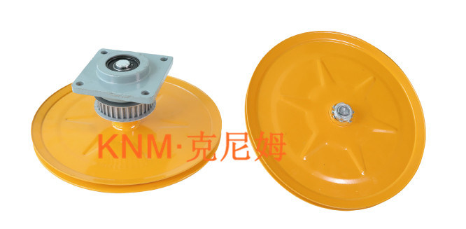 Elevator Part Elevator Drive Wheel Assembly Km002