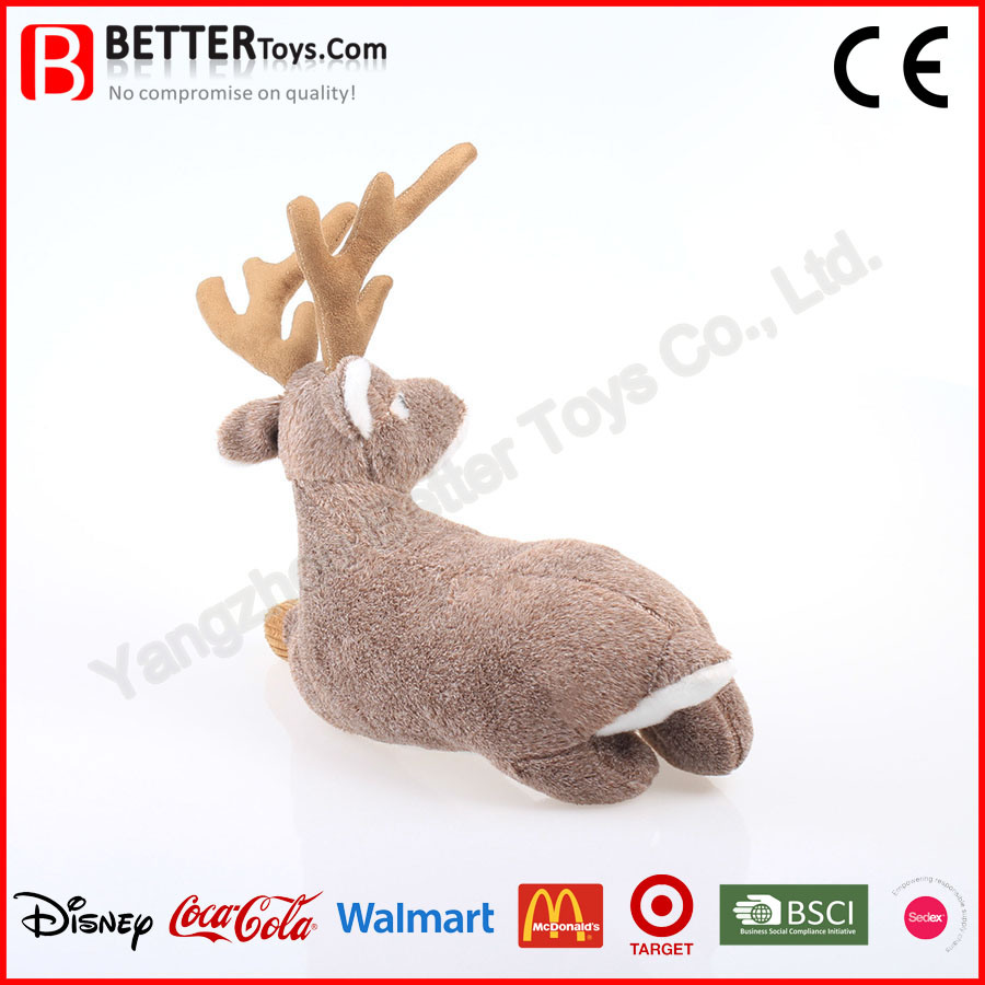 China Realistic Soft/Stuffed/Plush Deer Toy