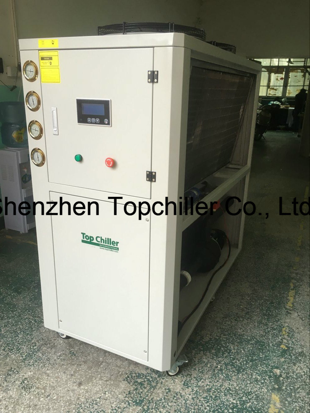 20/25/30ton Air-Cooled Water Chiller for Food Mixing Processing