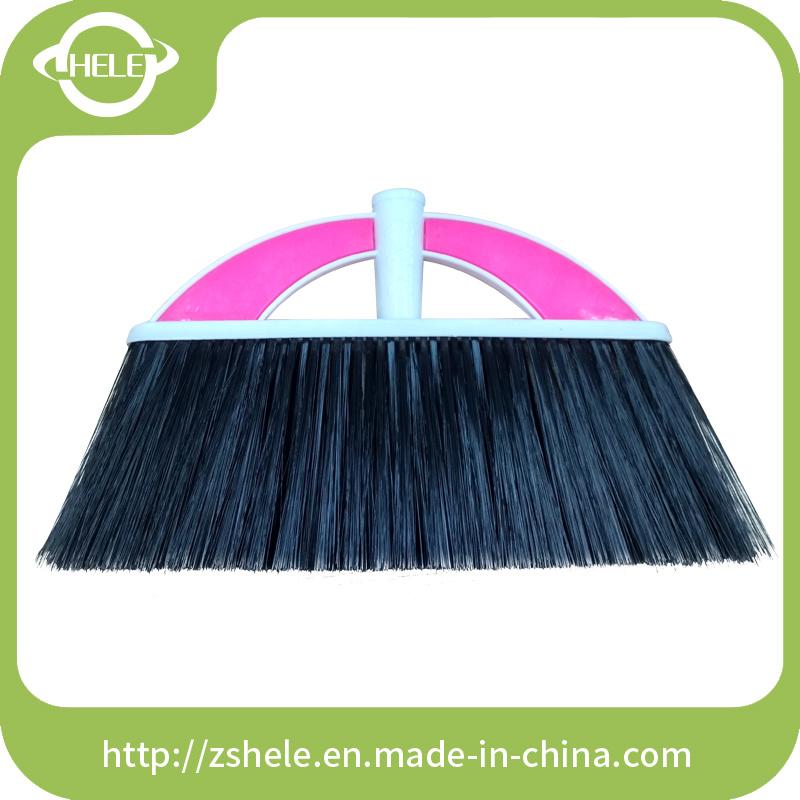 2 in 1 Fashion Plastic Sweeping Broom