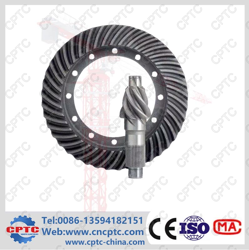 Pinion for Tower Crane