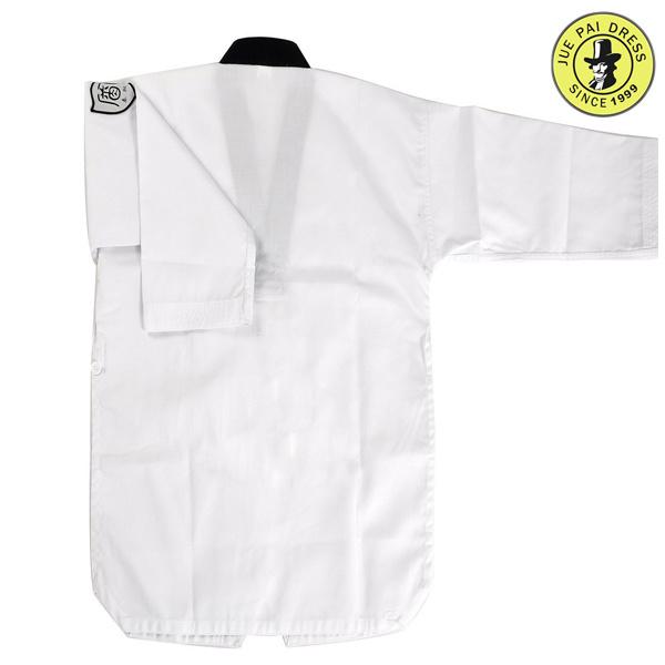 100% Cotton Tkd Uniform White Taekwondo Uniform