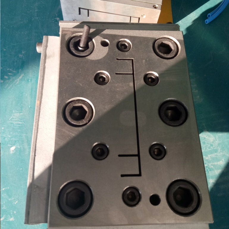 PVC Extrusion Mould, PVC Mould, Plastic Mould, UPVC Profile Mould