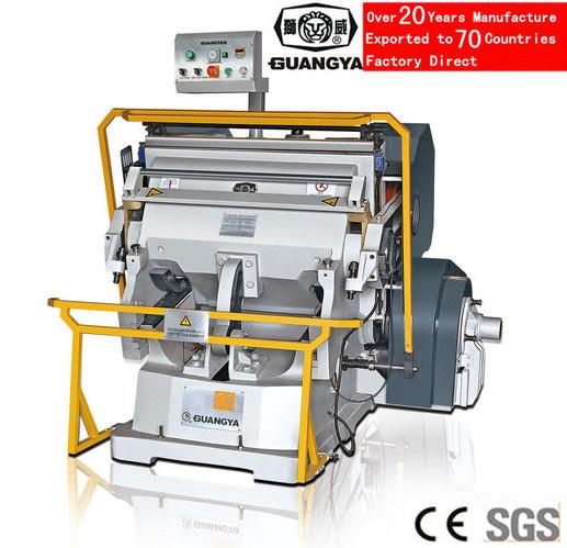 Creasing and Die Cutting Machine (ML-203)