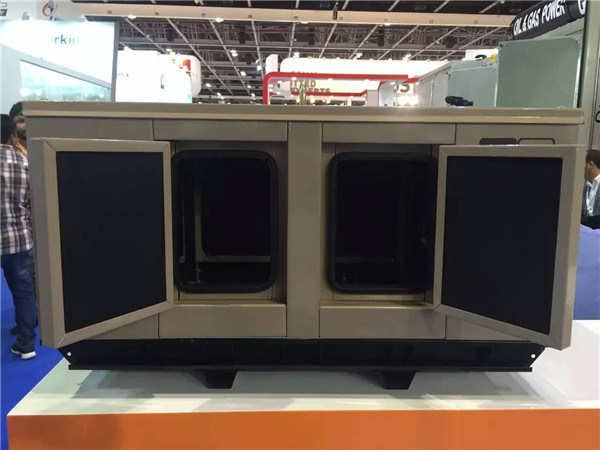 Ce SGS Soncap ISO9001 Approved Cummins Diesel Generator Set