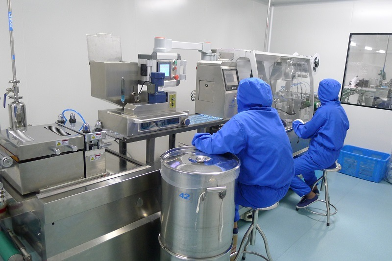 Dpp-150 Automatic Aluminum Plastic Blister Packing Machine