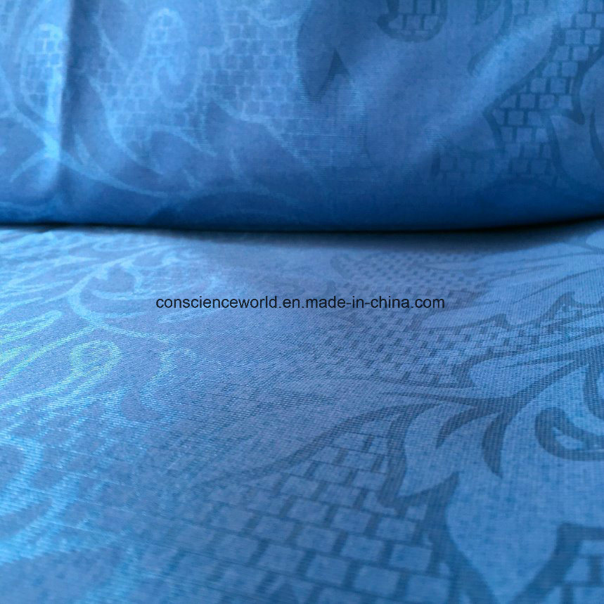 100%Polyester Printed Tricot Fabric for Quilt/Mattress 50GSM 160cm