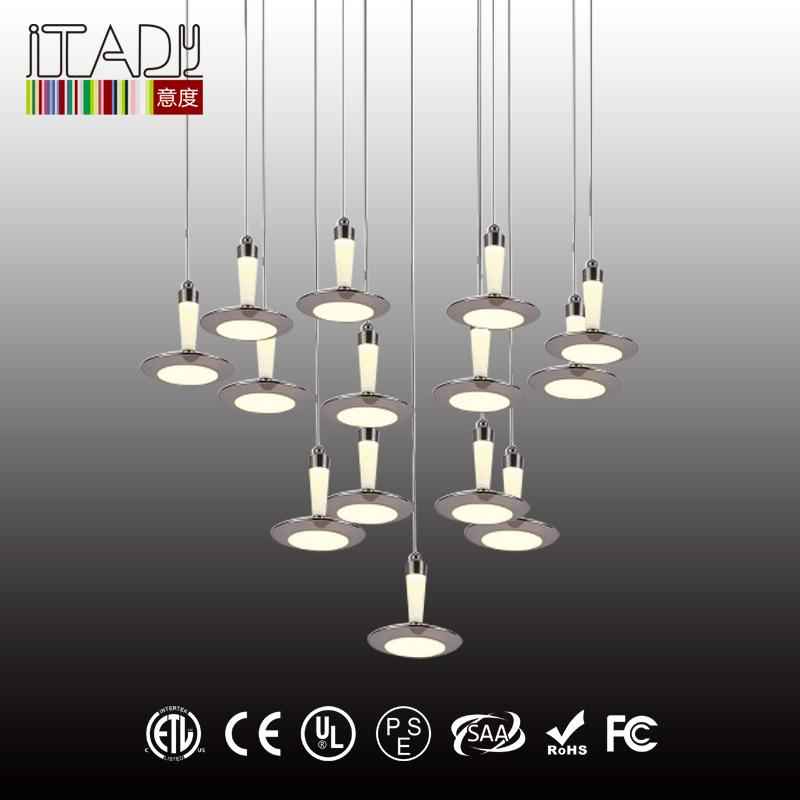 LED Modern Pendant Light